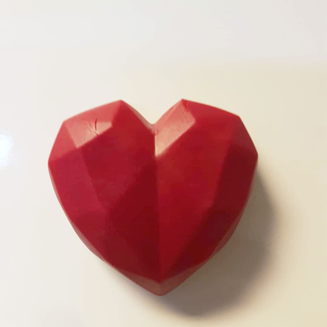 diamant hjärta