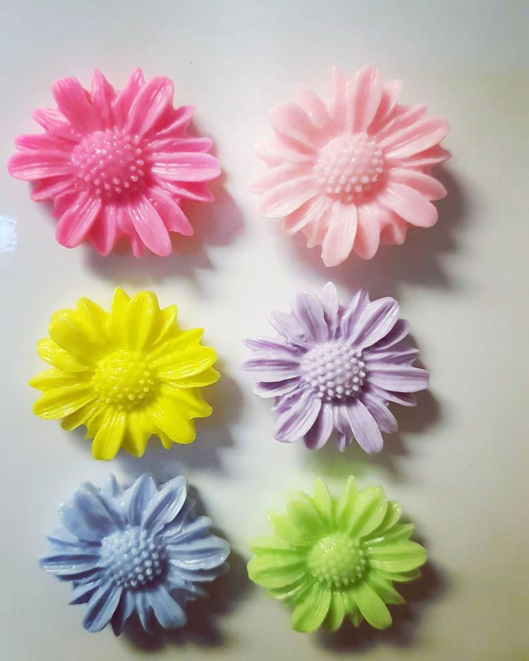 starka magneter blomma